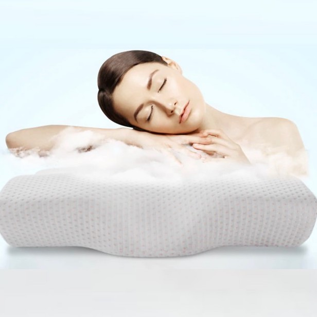 Ergonomic pillow for better sleep